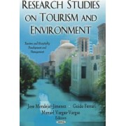Research Studies on Tourism & Environment by Jos