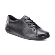 Pantofi casual dama ECCO Soft 2 (Negri)