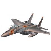 Revell 06649 - Easy Kit Modellino da Montare - F-15 Eagle, Scala: 1:100