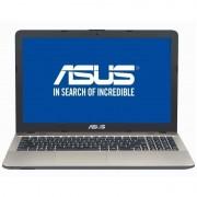 Laptop Asus VivoBook X541UA-DM1224D 15.6 inch Full HD Intel Core i5-7200U 4GB DDR4 1TB HDD Chocolate Black