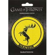 Game of Thrones Embroidered Patch Baratheon by Dark Horse Deluxe