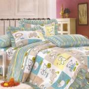 Единичен спален комплект PNG 'Джунгла'