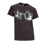 Rock You T-Shirt Space Trumpet XL