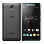 Lenovo Vibe K5 Note, Premium Tempered Glass 2.5D 9H Anti-Fingerprints & Oil Stains Coating Hardness Screen Protector Guard