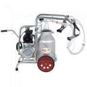Aparat de muls oi, capre EMT2+1GA40, 1bidon aluminiu 40 litri, 2posturi