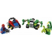 Mighty Micros: Spider-Man mod Scorpion (LEGO 76071 Super Heroes)