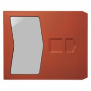 Corsair Graphite Series 230T Windowed Side Panel - Arancione