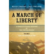 A March of Liberty by Emeritus Professor of History and Public Policy Melvin Urofsky