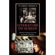The Cambridge Companion to Literature on Screen by Deborah Cartmell
