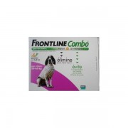 Frontline Combo Spot-On Chien 20 40 Kg 6 Pipettes
