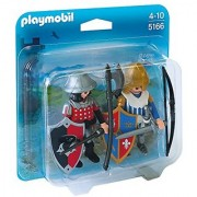 PLAYMOBIL Knights Duo Pack Building Kit
