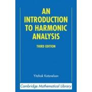 An Introduction to Harmonic Analysis by Yitzhak Katznelson