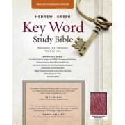 Hebrew-Greek Key Word Study Bible-ESV: Key Insights Into God's Word