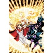 Worlds Finest Volume 1: The Lost Daughters of Earth 2 TP by Paul Levitz