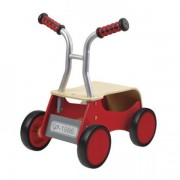 Jucarie eco din lemn Little Red Rider Hape