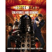 Doctor Who: Creatures and Demons by Justin Richards