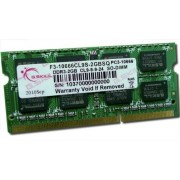 SO 2 GB DDR3 PC 1333 CL9S G.Skill 2GBSQ