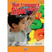 Learn High Frequency Sight Words: Bk. 3 by Jane Beals