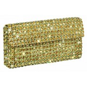 "Glamour World Bag ""cosmetic"" oro GB260-04"