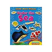 Brown Watson Animal World Sticker Activity Book - Under The Sea