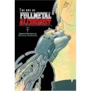 Hiromu Arakawa ART OF FULLMETAL ALCHEMIST 01