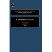 Research in the History of Economic Thought and Methodology: Part A by Warren J. Samuels