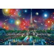 1000 piece Eiffel Tower 61-327 (japan import)