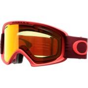 Oakley O2 XL Skibrille in RED RHONE/FIRE IRIDIUM