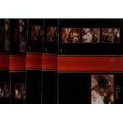 Lot De 5 Petits Albums Photos Cartonnés - Années 80/90 - 16 Pages Doubles -32 Photos Par Album - Marque Hofmann - 11x16cm Environ