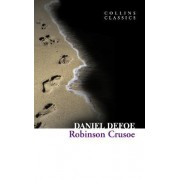 Collins Classics: Robinson Crusoe by Daniel Defoe
