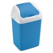 Heidrun műanyag szemetes billenő tetővel 9 literes - 401349