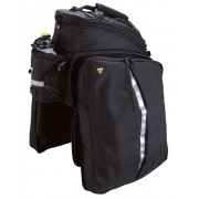Topeak Trunk Bag DXP Strap Torba rowerowa czarny Torby na bagażnik