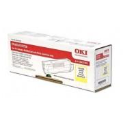 Oki Original OKI Toner 43872305 yellow - Neu & OVP