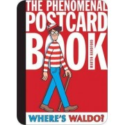 Where's Waldo? the Phenomenal Postcard Book by Martin Handford