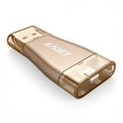 Eaget i50 relâmpago 32g otg para o telefone de armazenamento USB USB3.0 IFM (unidades USB Pen Flash grande chaves de alta velocidade