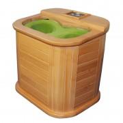 France Sauna Sauna infrarouge portable - Spécial Bien être des pieds Destockage