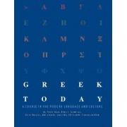 Greek Today Text & Workbook Set by Peter Bien
