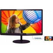 Monitor LED 21.5 Philips 227E6LDSD/00 Full HD 1 ms Negru