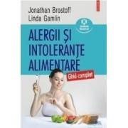 Alergii si intolerante alimentare - Jonathan Brostoff Linda Gamlin