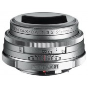 Pentax SMC DA 21mm f/3.2 AL Limited (argint)