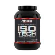 Isotech Evolution Series Low Carb - 907g Baunilha - Atlhetica