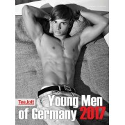 Calendar 2017 Young Men of Germany