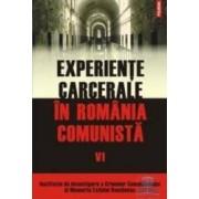 Experiente carcerale in Romania comunista vol VI- Andrei Lascu