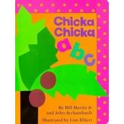 Chicka Chicka ABC by Bill Martin