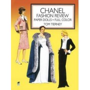 Chanel Fashion Review Paper Dolls by Tom Tierney