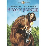 Fuego de Juventud 1944 (National Velvet) [DVD]