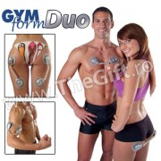 GymForm Duo, aparat de stimulare musculara