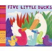 Five Little Ducks: Lickety Splits by Jemima Lumley