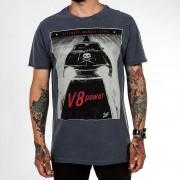 Camiseta V8 Power Blue Bayoux