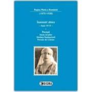 Insemnari zilnice - Anul 1919. Povesti - Regina Maria a Romaniei